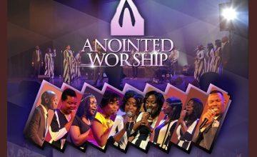 Anointed Worship – Ka Hlahlathela