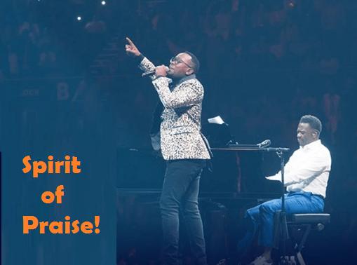 Spirit of Praise – Una Ndavha