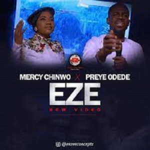 Mercy Chinwo and Preye Odede