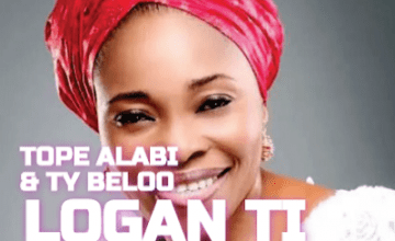 Tope Alabi and TY Bello